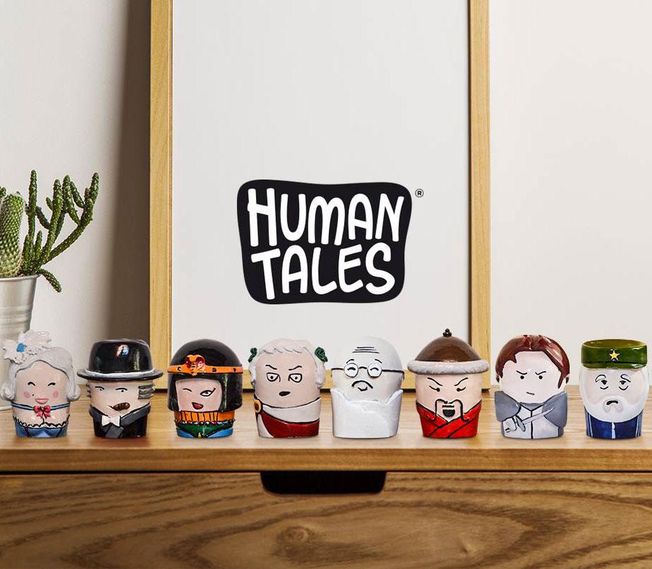 Arrivano gli Human Tales
