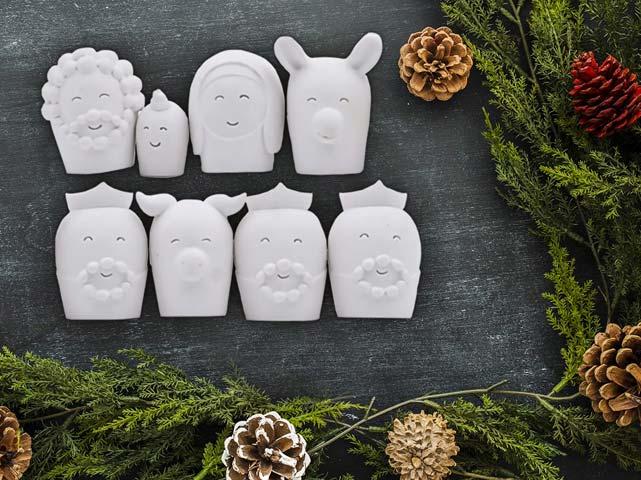 I mini personaggi da collezione oggetti di arredo for Decora la tua casa